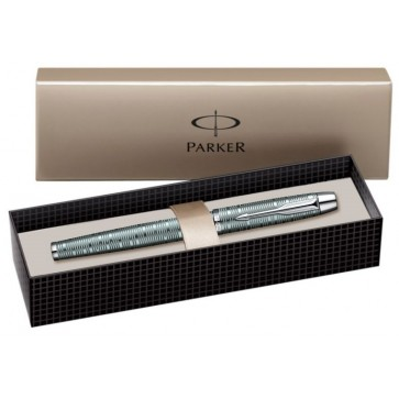 Stilou, PARKER IM Premium Vacumatic Emerald Pearl CT