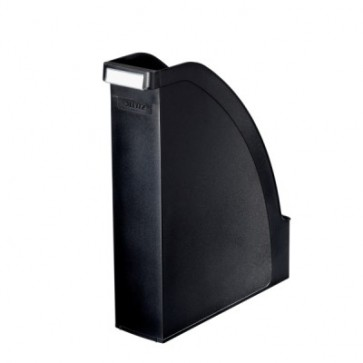 Suport vertical, negru, LEITZ Plus