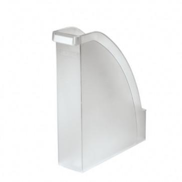 Suport vertical, transparent, LEITZ Plus