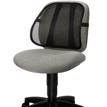 Suport ergonomic pentru spate, FELLOWES Mesh