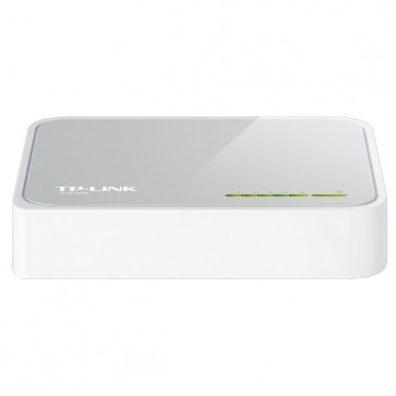 Switch, 5 porturi, alb, TP-LINK SF1005D
