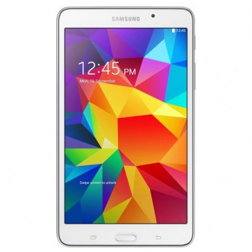 "Tableta SAMSUNG Galaxy Tab 4 T230, Wi-Fi, 7.0"", Quad Core 1.2GHz, 8GB, 1.5GB, Android KitKat 4.4, alb"