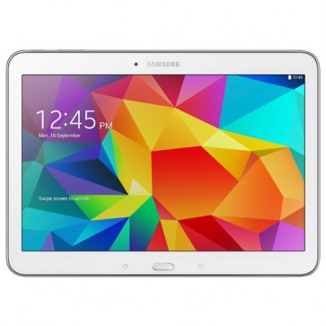 "Tableta, Wi-Fi, 10.1"""", Quad Core 1.2GHz, 16GB, 1.5GB, Android Kitkat 4.4, alb, SAMSUNG Galaxy Tab 4 T530"