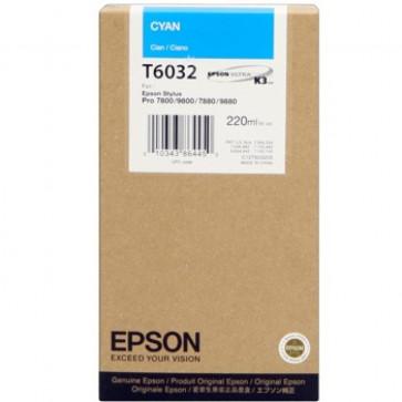 Cartus, cyan, EPSON T603200