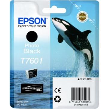 Cartus, photo black, EPSON C13T76014010