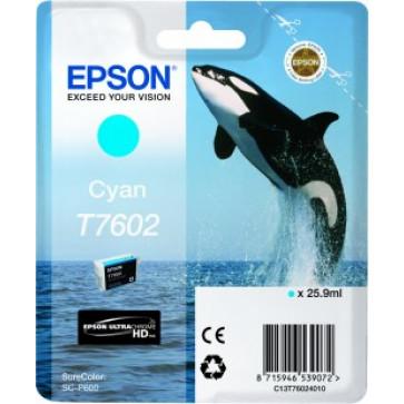 Cartus, cyan, EPSON C13T76024010