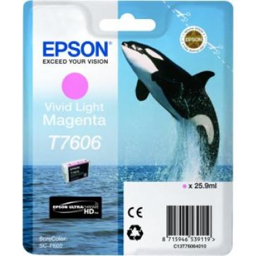 Cartus, vivid light magenta, EPSON C13T76064010