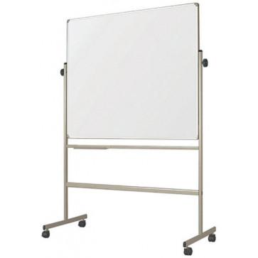 Tabla magnetica - whiteboard, rotativ, cu doua fete, 120 x 180 cm, SMART