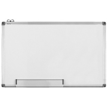 Tabla magnetica - whiteboard, rama din aluminiu, 150 x 100cm, OPTIMA