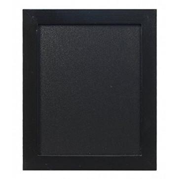 Tabla pentru creta, 2 suprafete, rama lemn negru, 20 x 24cm, SECURIT
