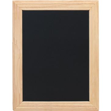Tabla pentru creta, rama din lemn, 40 x 50cm, SECURIT Universal