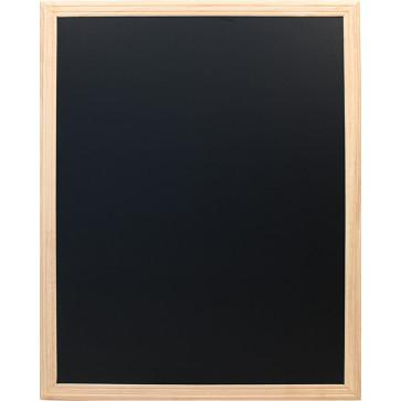 Tabla pentru creta, rama din lemn, 70 x 90cm, SECURIT Universal