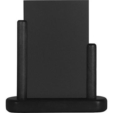 Tabla pentru creta, suport negru, SECURIT Elegant Small