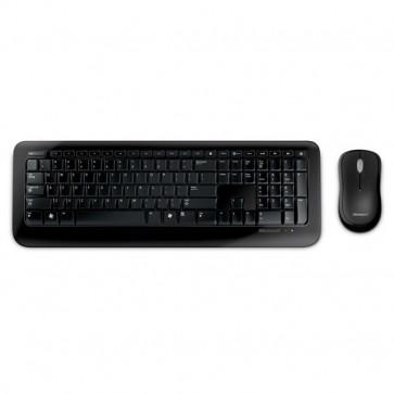 Kit tastatura + mouse wireless, MICROSOFT DESKTOP 800, negru