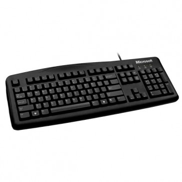 Tastatura MICROSOFT Wired Keyboard 200 black for Business