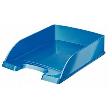 Tavita documente, albastru, LEITZ WOW