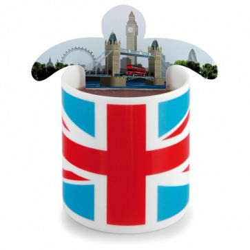 Set pliculete de ceai, 5 bucati, DONKEY Afternoon Tea London