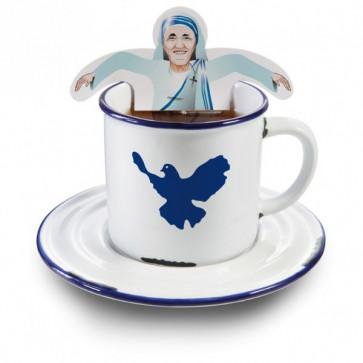 Set pliculete de ceai, 5 bucati, DONKEY Give Tea a Chance