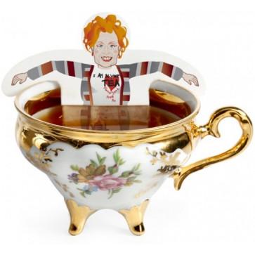 Set pliculete de ceai, 5 bucati, DONKEY Pret-a-PorTea
