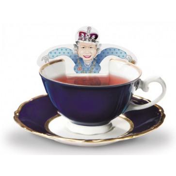 Set pliculete de ceai, 5 bucati, DONKEY RoyalTea