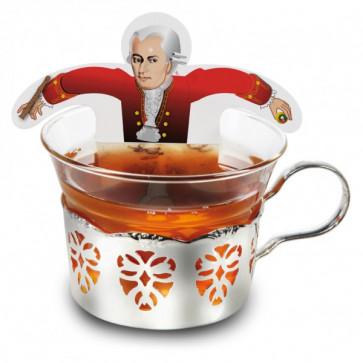 Set pliculete de ceai, 5 bucati, DONKEY Symphony of Tea