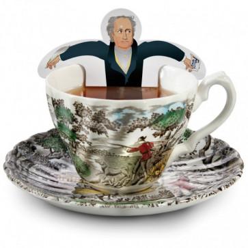 Set pliculete de ceai, 5 bucati, DONKEY Tea Poetics