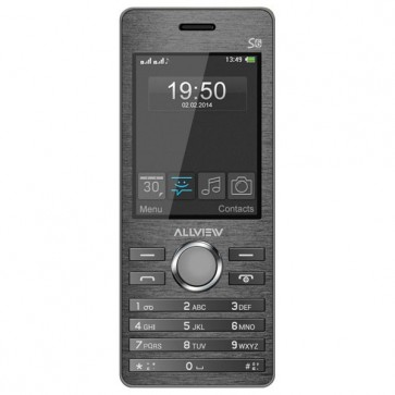Telefon mobil Dual Sim, Black, ALLVIEW S6