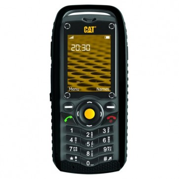 Telefon mobil Dual Sim, Black, CAT B25