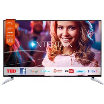 """Televizor LED HORIZON 55HL810F 55"""", Full HD, Smart TV, CME 400Hz, CI+"""