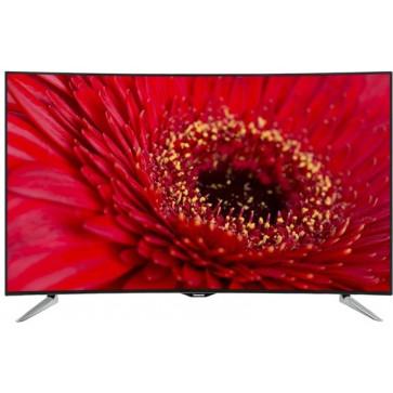 "Televizor LED PANASONIC Viera TX-55CR430E 55"", Ultra HD 4K, Smart TV, 3D, WiFi, Dolby Digital Plus, CI+"