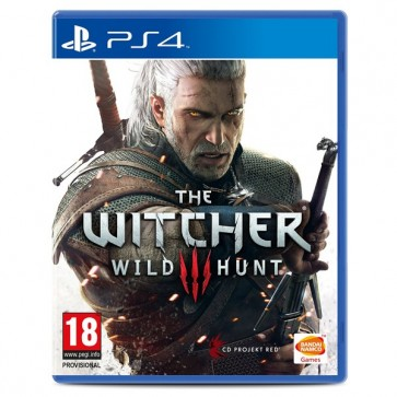 The Witcher 3 - Wild Hunt D1 Edition PS4