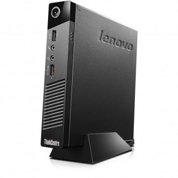 Mini Sistem PC LENOVO ThinkCentre M53 Tiny Desktop, J1800 2.41GHz Bay Trail, 4GB DDR3, 320GB, GMA HD, FreeDOS