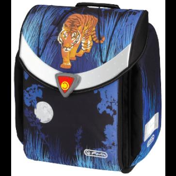 Ghiozdan ergonomic neechipat, HERLITZ Flexi Tiger