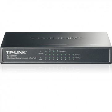 Switch TP-LINK Gigabit TL-SG1008P