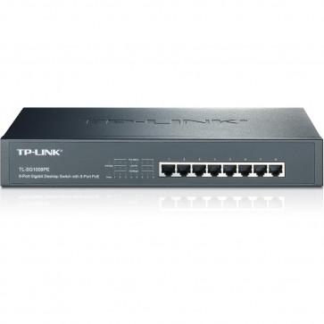Switch TP-LINK Gigabit TL-SG1008PE