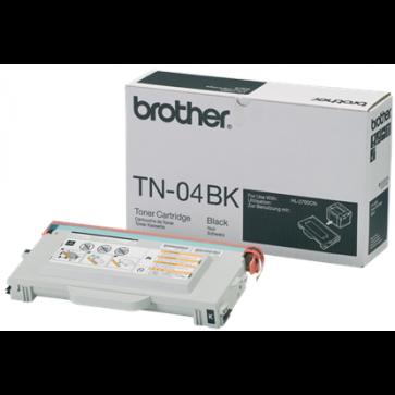Toner, black, BROTHER TN04BK