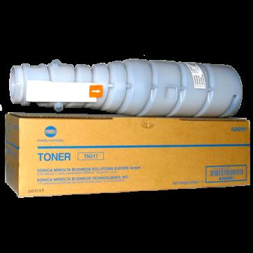 Toner, black, MINOLTA TN217
