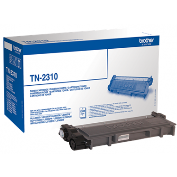 Toner, negru, BROTHER TN2310