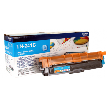 Toner, cyan, BROTHER TN241C