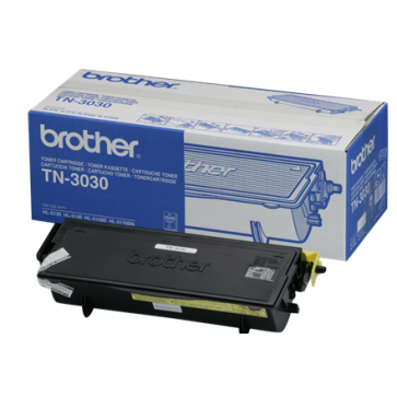 Toner, black, BROTHER TN3030