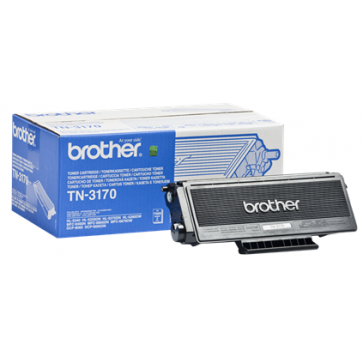 Toner, black, BROTHER TN3170