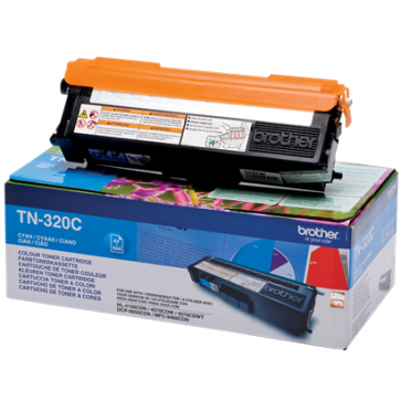 Toner, cyan, BROTHER TN320C