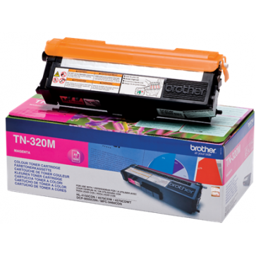 Toner, magenta, BROTHER TN320M