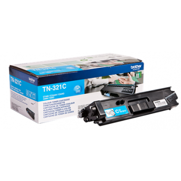 Toner, cyan, BROTHER TN321C