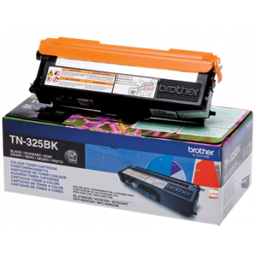 Toner, black, BROTHER TN325BK