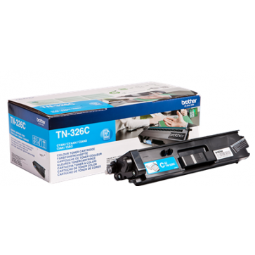 Toner, cyan, BROTHER TN326C