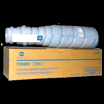 Toner, black, KONICA MINOLTA A202050 TN-414