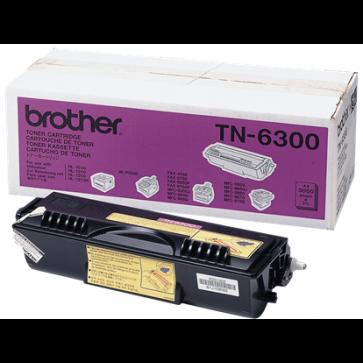 Toner, black, BROTHER TN-6300