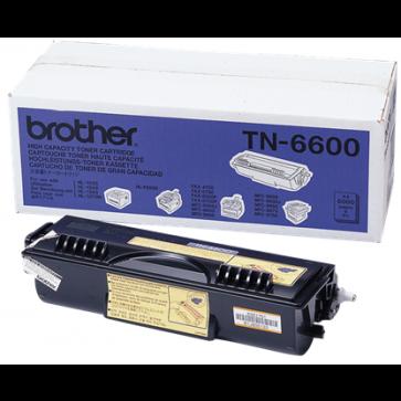 Toner, black, BROTHER TN6600