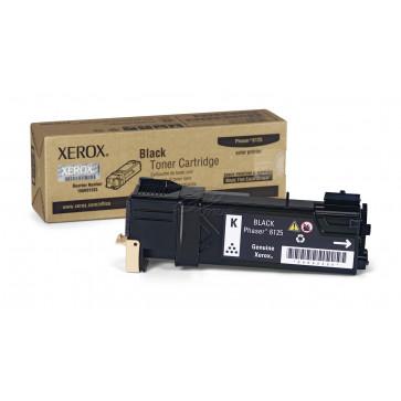 Toner, black, XEROX 106R01338